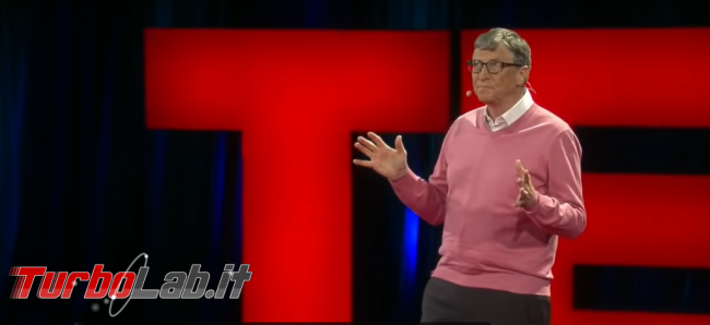 "Profetico Bill Gates: 2014 disse non saremmo stati pronti ""prossima epidemia"" - FrShot_1584434459"