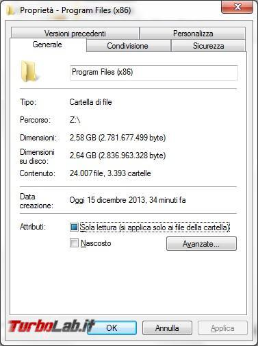 programmi gratuiti compressione dati