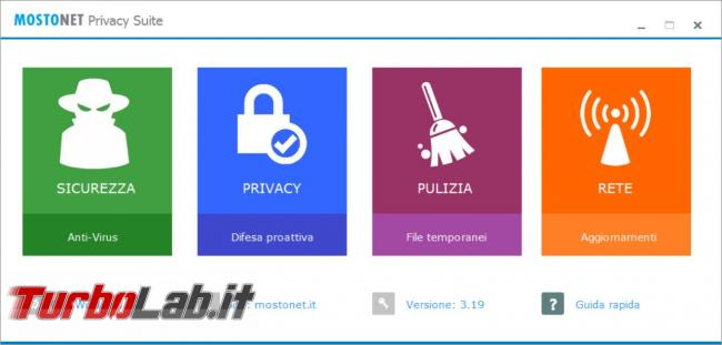 Proteggi maggiormente privacy, quando utilizzi Windows 10, limita quantità dati inviati Microsoft
