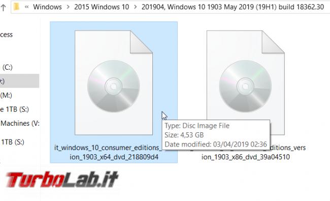 Quanto spazio libero disco serve aggiornare Windows 10? (requisito reale)