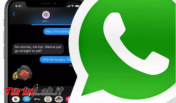 Quasi pronta interfaccia scura WhatsApp - Annotazione 2019-08-07 085822