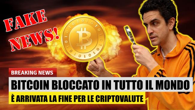 Questa settimana TLI (01 giugno 2019) - bitcoin bloccato spotlight