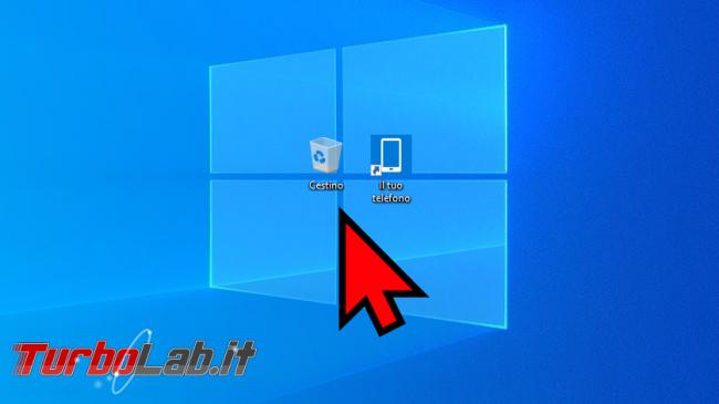 Questa settimana TLI (01 giugno 2019) - windows 10 cursore ingradito