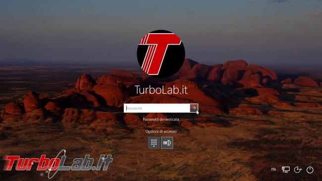 Questa settimana TLI (01 maggio 2021) - windows 10 lock screen