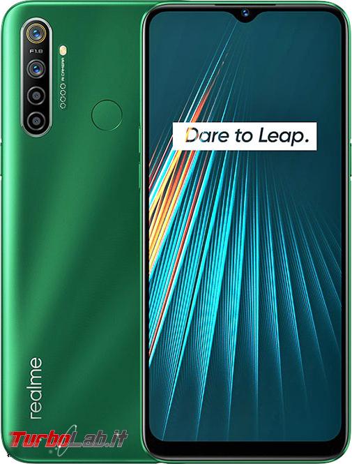 Questa settimana TLI (04 gennaio 2020) - realme smartphone 2019
