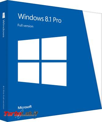 Questa settimana TLI (04 gennaio 2020) - windows 8.1 pro box