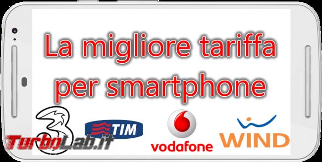 Questa settimana TLI (08 ottobre 2016) - la migliore tariffa per smartphone spotlight