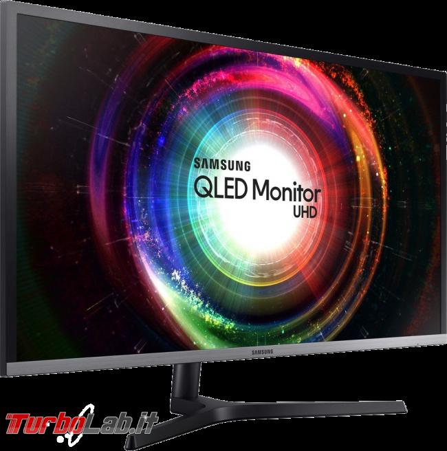 Questa settimana TLI (10 ottobre 2020) - monitor display 4k Samsung U32H850