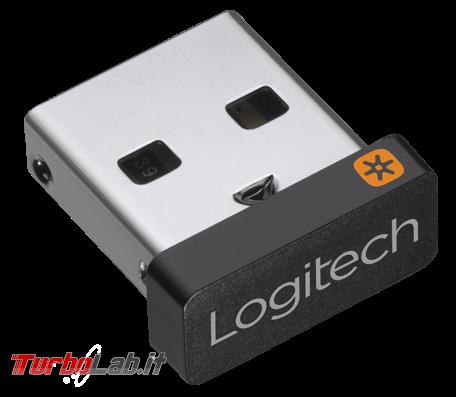 Questa settimana TLI (11 luglio 2020) - logitech unifying USB receiver