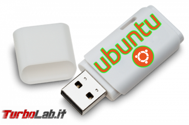 Questa settimana TLI (15 dicembre 2018) - ubuntu da usb spotlight
