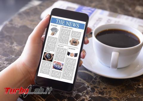 Questa settimana TLI (15 febbraio 2020) - readingnewsonsmartphone