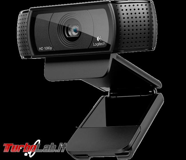 Questa settimana TLI (16 giugno 2018) - Logitech HD Pro Webcam C920