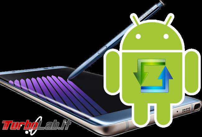 Questa settimana TLI (17 settembre 2016) - Samsung Galaxy Note 7 android update spotlight
