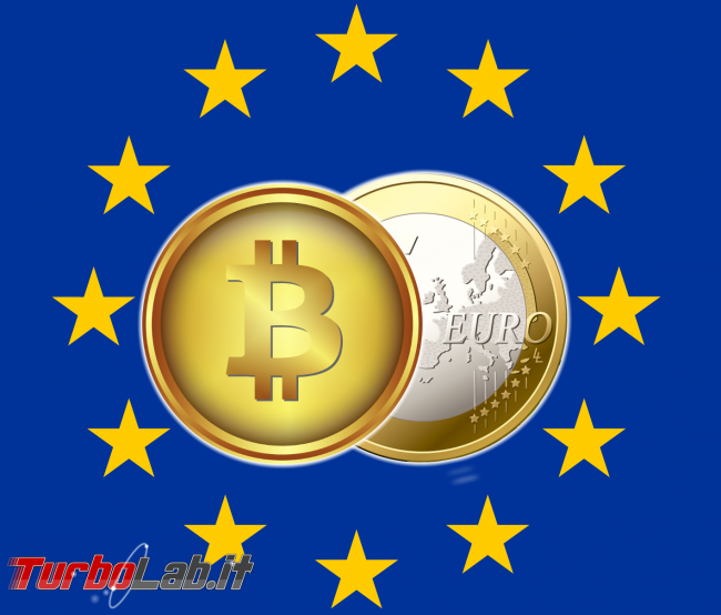 Questa settimana TLI (18 novembre 2017) - bitcoin euro spotlight new