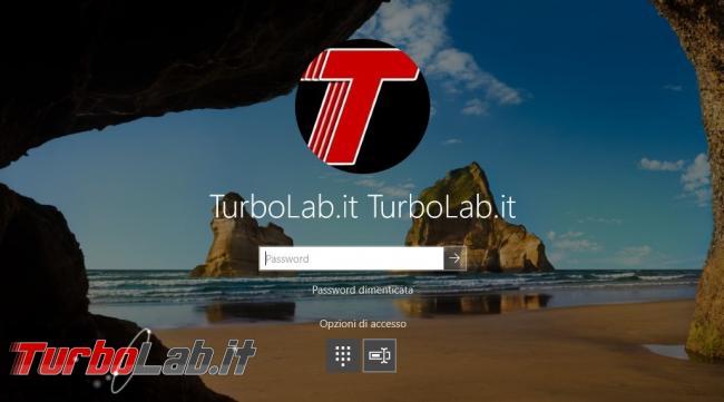 Questa settimana TLI (24 novembre 2018) - windows 10 schermata di blocco lock screen