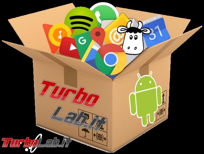 Questa settimana TLI (26 novembre 2016) - android essentials spotlight