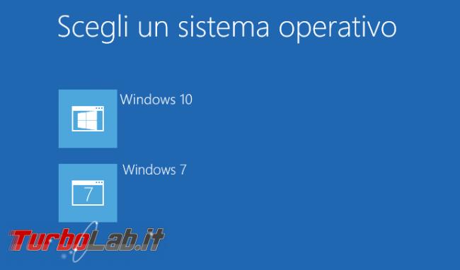 Questa settimana TLI (26 settembre 2015) - dual-boot windows 10