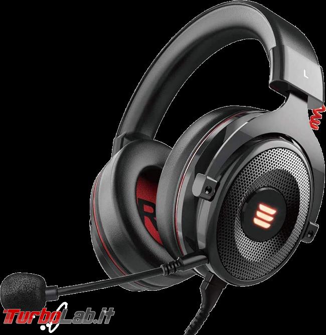 Questa settimana TLI (30 gennaio 2021) - Cuffie gaming EKSA E900 Pro