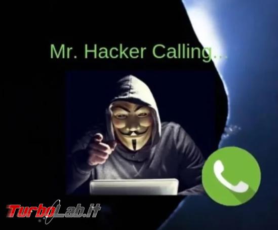 """Tanti hacker vi sono entrati account Instagram Meet, Zoom Skype!"": audio bufala semina panico - FrShot_1586591308"