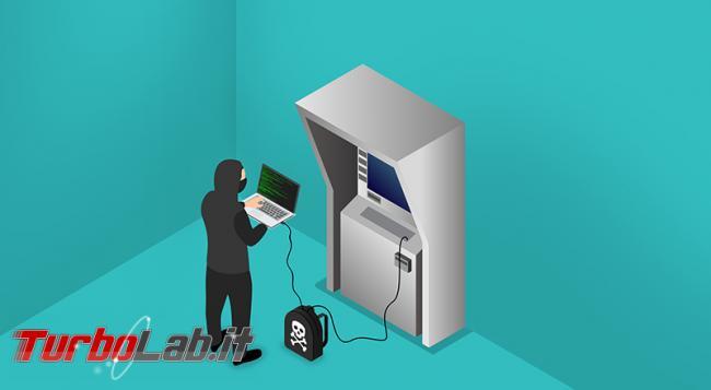 Rapina hi-tech: banda bancomat si affida tecnologia - ATM-attack-trends-800x440_cover