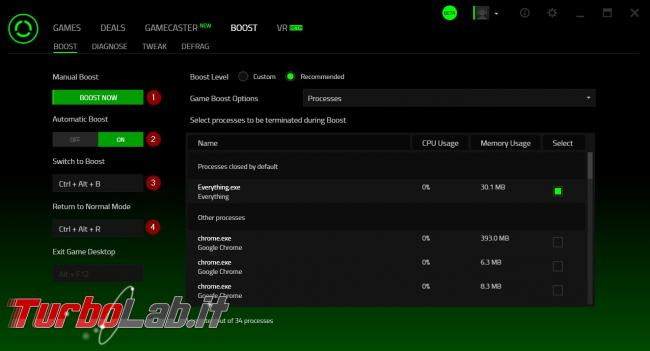 Razer Cortex Game Booster: come velocizzare giochi PC - 2017-03-14 20_11_55-Razer Cortex