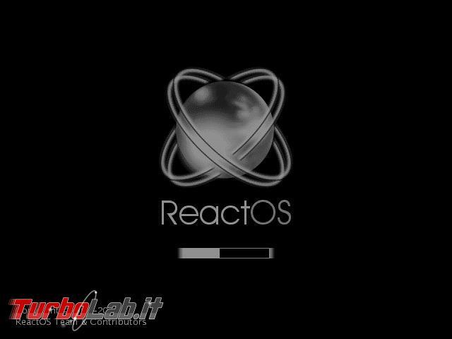 ReactOS 0.4.0 prova - clone open source Windows cresce ancora, molto lentamente