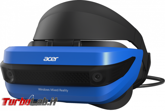 Realtà mista (Mixed reality): come scoprire se PC Windows 10 è compatibile nuovi visori UHD, quando usa GPU integrata (Intel HD Graphics) - mixed reality heet vr