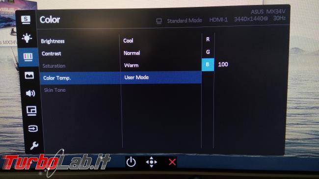 """Recensione Asus MX34VQ: mi sono innamorato questo monitor / display 34 pollici ultrawide """"quasi-4K"""" (video) - IMG_20180801_112900"""
