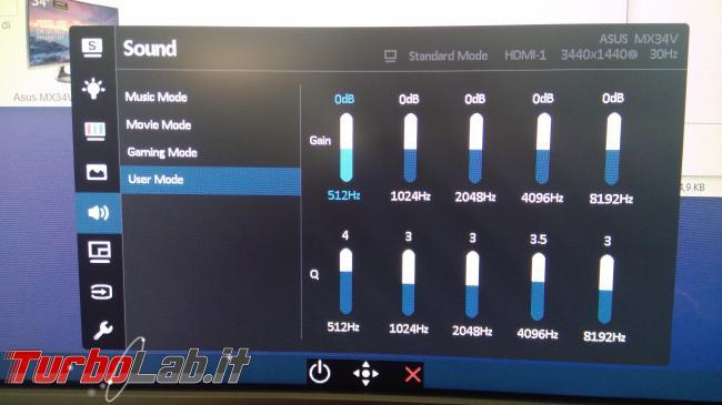 """Recensione Asus MX34VQ: mi sono innamorato questo monitor / display 34 pollici ultrawide """"quasi-4K"""" (video) - IMG_20180801_120922"""