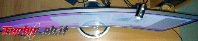 """Recensione Asus MX34VQ: mi sono innamorato questo monitor / display 34 pollici ultrawide """"quasi-4K"""" (video) - IMG_20180801_132321"""