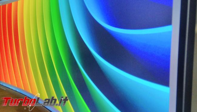 """Recensione Asus MX34VQ: mi sono innamorato questo monitor / display 34 pollici ultrawide """"quasi-4K"""" (video) - IMG_20180801_141543"""