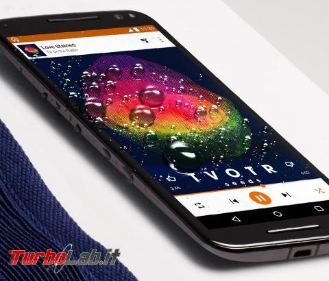 Recensione: Motorola Moto X Style è miglior smartphone autunno/inverno 2015 - Motorola Moto X (2)