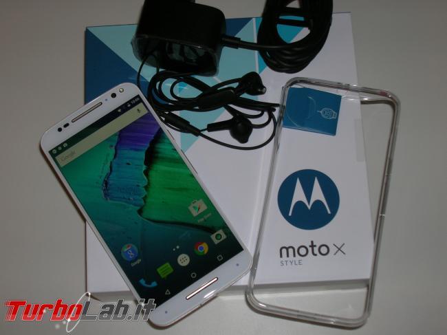 Recensione: Motorola Moto X Style è miglior smartphone autunno/inverno 2015 - Motorola Moto X Style (8)