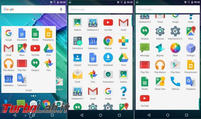Recensione: Motorola Moto X Style è miglior smartphone autunno/inverno 2015 - Motorola Moto X Style software 1