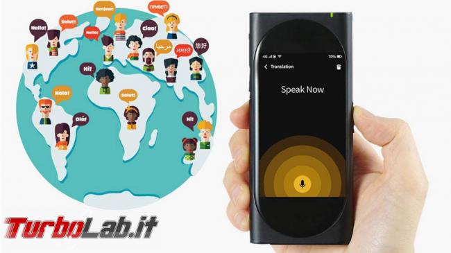 Recensione prova: Langogo è hotspot traduttore universale parla tutte lingue mondo