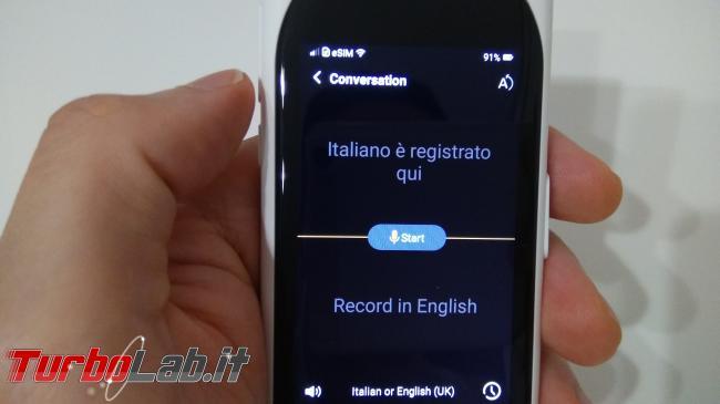 Recensione prova: Langogo è hotspot traduttore universale parla tutte lingue mondo - IMG_20190714_182057