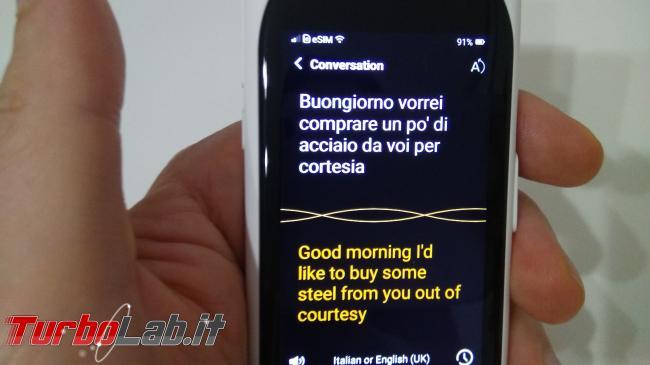 Recensione prova: Langogo è hotspot traduttore universale parla tutte lingue mondo - IMG_20190714_182211