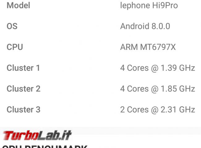 Recensione tablet Chuwi Hi9 Pro 4G LTE: è buon acquisto? (video) - Screenshot_20180915-170031