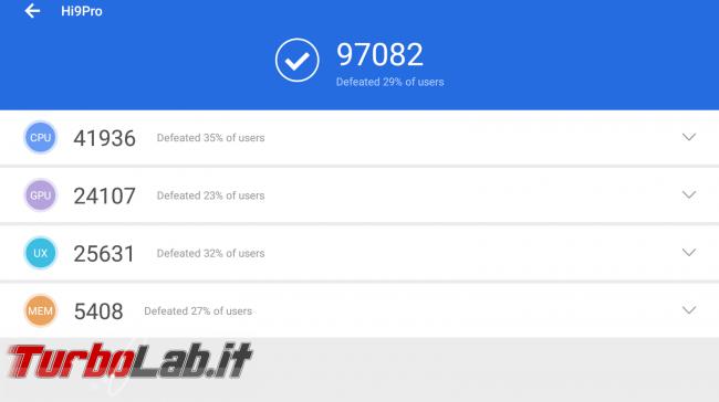 Recensione tablet Chuwi Hi9 Pro 4G LTE: è buon acquisto? (video) - Screenshot_20180915-214346