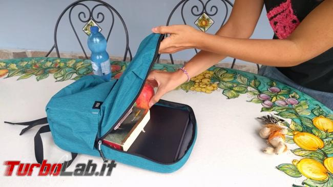 Recensione zaino leggero Xiaomi GearBest: ottima qualità soli 7€ (video)