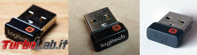 Ricevitore USB Logitech ricambio mouse tastiera senza fili Amazon: quale comprare, quale evitare - ricevitore logitech unifying