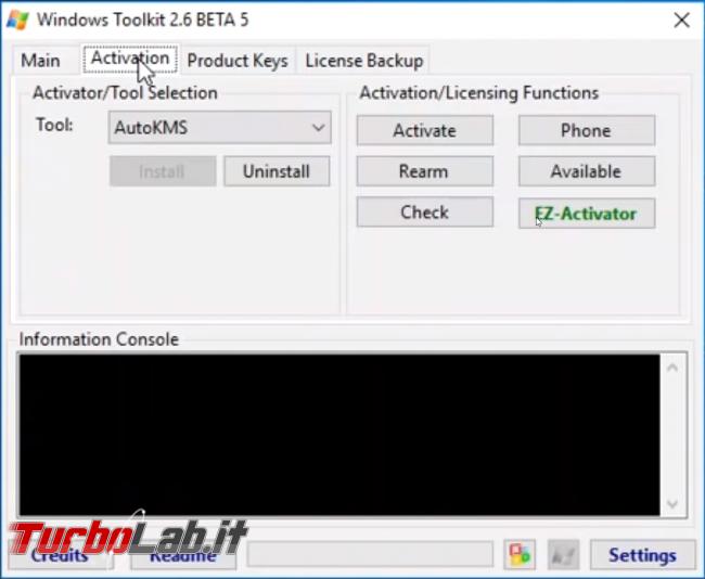 [risolto] Aiuto! Decine connessioni rete TAP-Windows Adapter V9: come rimuoverle cosa fare impedire si creino nuovo? - Microsoft toolkit crack attivazione