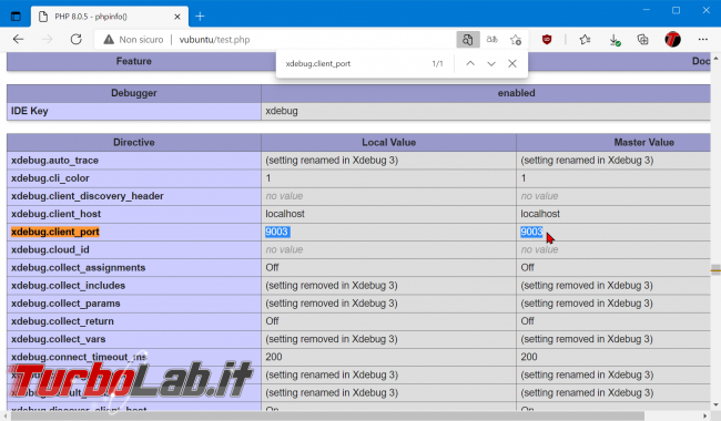 [risolto] Aiuto, Xdebug non funziona PHP non si ferma breakpoint Visual Studio Code phpStorm: cosa devo fare? - zShotVM_1622800060
