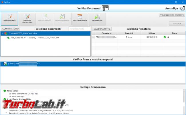 [risolto] Come aprire file p7m (leggere .xml.p7m fattura elettronica, guida) - zShotVM_1554358628