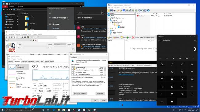 [risolto] Come attivare tema scuro chiaro Windows 10 (guida rapida) - zShotVM_1552726644