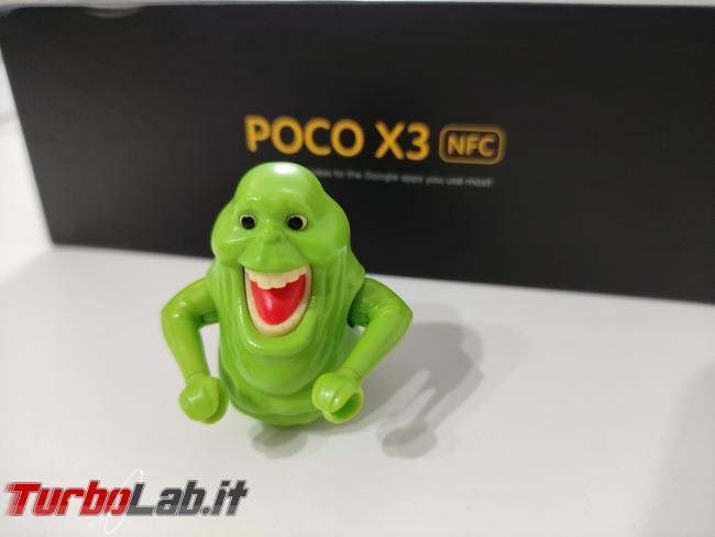 [risolto] Come togliere scritta Shot on Poco X3 NFC foto: rimuovere/disattivare filigrana/watermark smartphone Xiaomi - IMG_20200923_191308