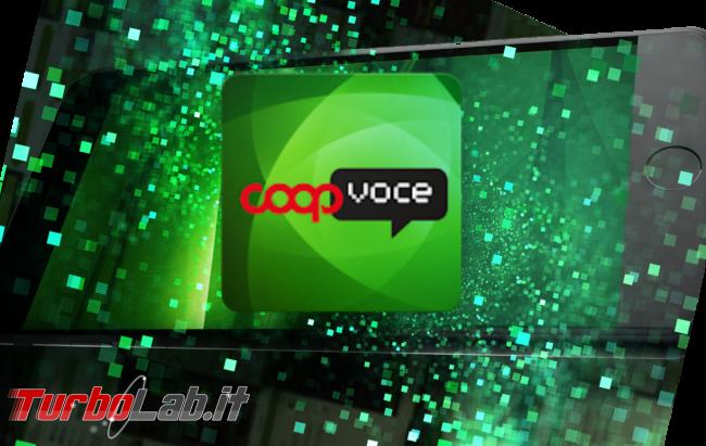 [risolto] Coop Voce Android: come configurare Internet 4G (APN parametri connessione smartphone)