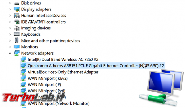 [risolto] Ethernet #2, Wi-Fi #3 Windows 10: come rinominare/eliminare schede rete duplicate