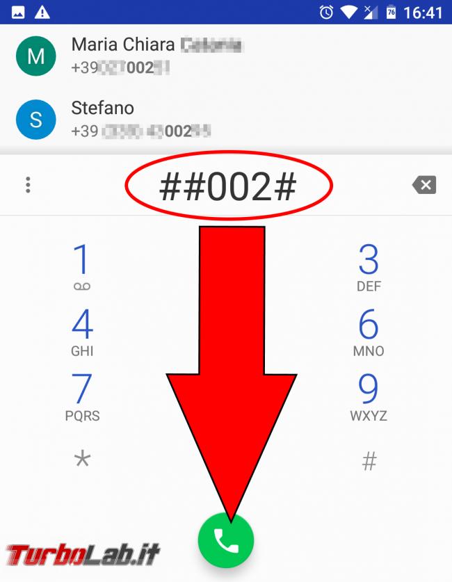 [risolto] Iliad: come disattivare segreteria telefonica? - Screenshot_20190728-164115
