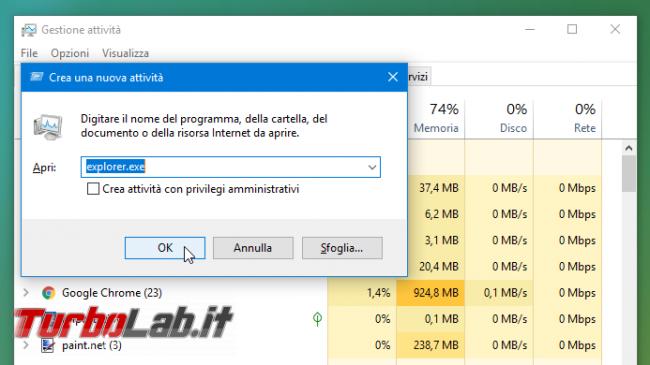 [risolto] PC Windows 10 non si avvia: KMODE_EXCEPTION_NOT_HANDLED klbackupdisk.sys dopo aggiornamento (schermata blu/verde) - Mobile_zShot_1531260055